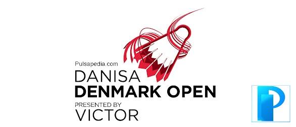Jadwal Lengkap Denmark Open 2018