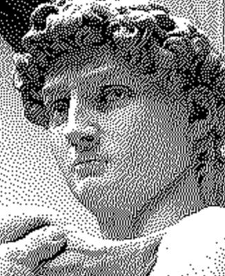 MARE's Computer Vision Study : Dithering python opencv
