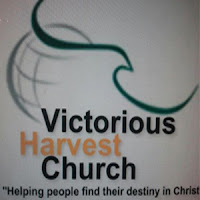 VICTORIOUS HARVEST CHURCH Radio logo