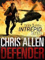 Defender Intrepid 1 by Chris Allen