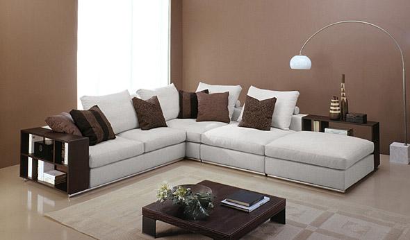 Divano moderno Free: divano componibile disponibile totalmente su ...