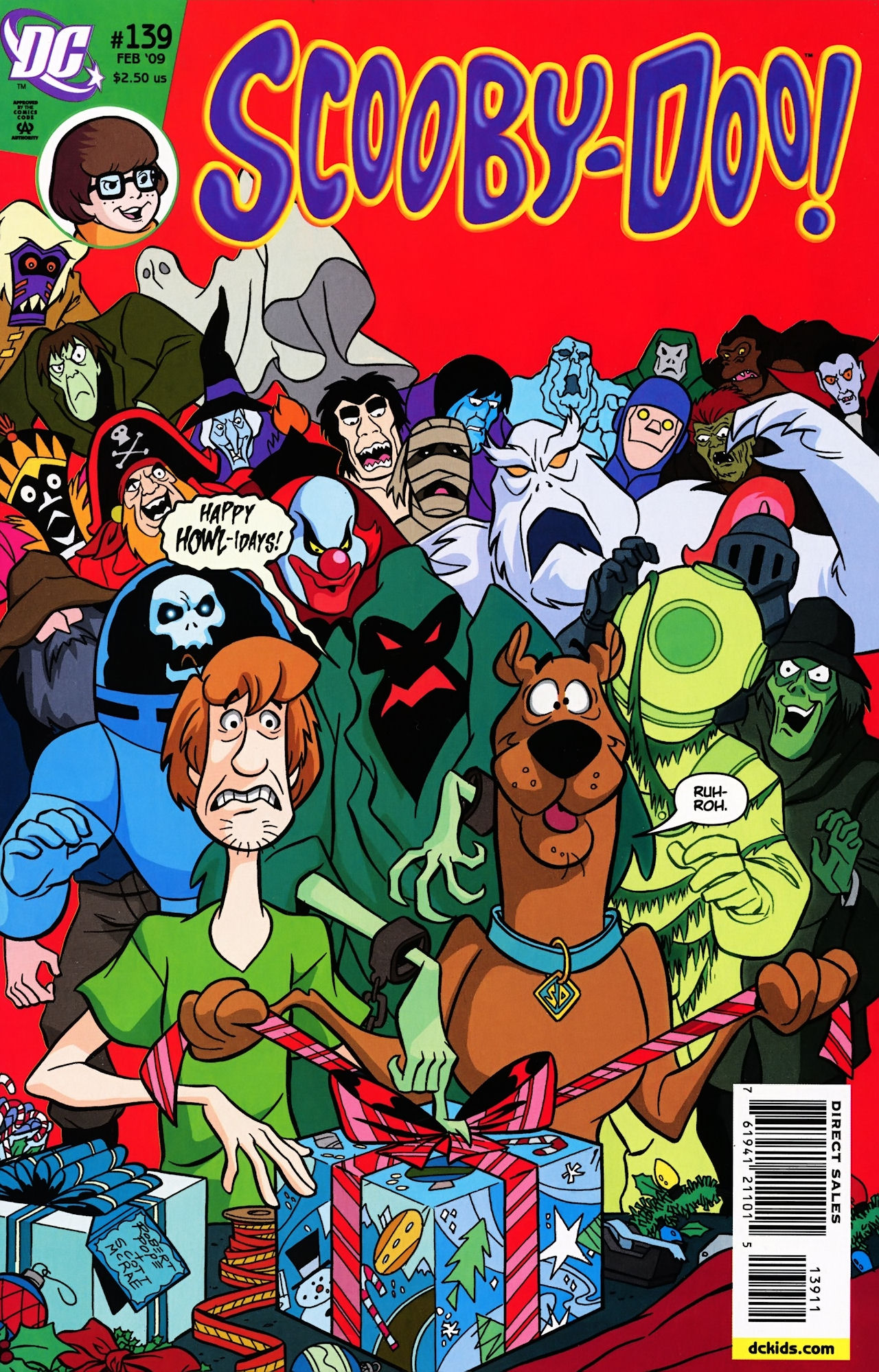 Read online Scooby-Doo (1997) comic -  Issue #139 - 1