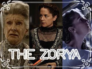The Zorya - American Gods