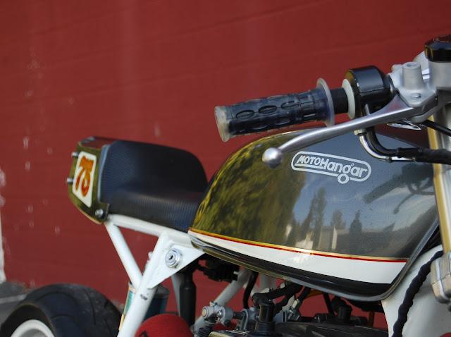 Suzuki GT550 The best custom motorcycles Handle