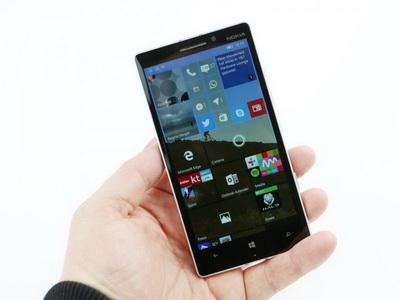 Windows 10 Mobile di Lumia 930