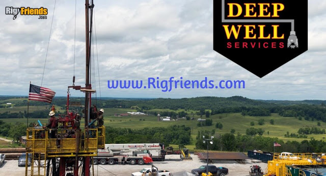 Hiring on the Spot: Full Crew Needed ASAP For Drilling/Service Rig. Apply Now.
