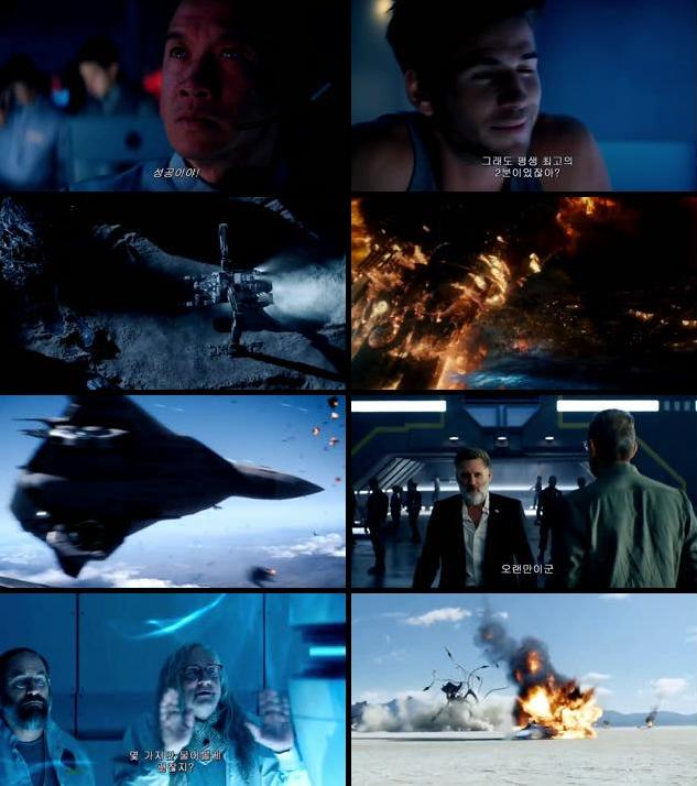 Independence Day Resurgence 2016 Dual Audio Hindi 720p HC HDRip