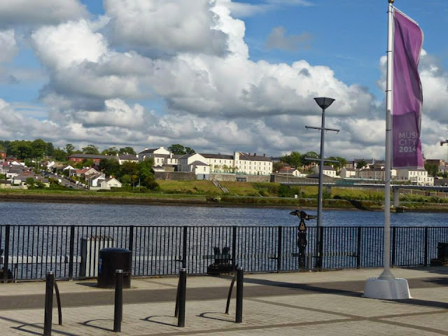 visite de Londonderry Irlande