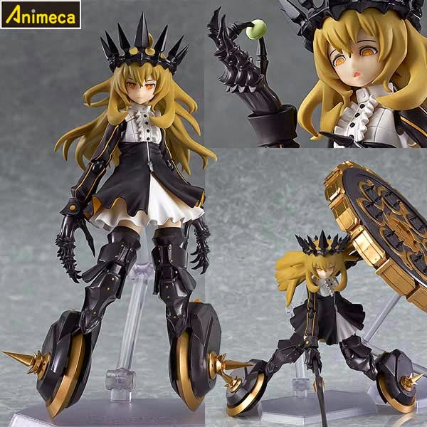 FIGURA CHARIOT TV Animation Ver. FIGMA BLACK ROCK SHOOTER