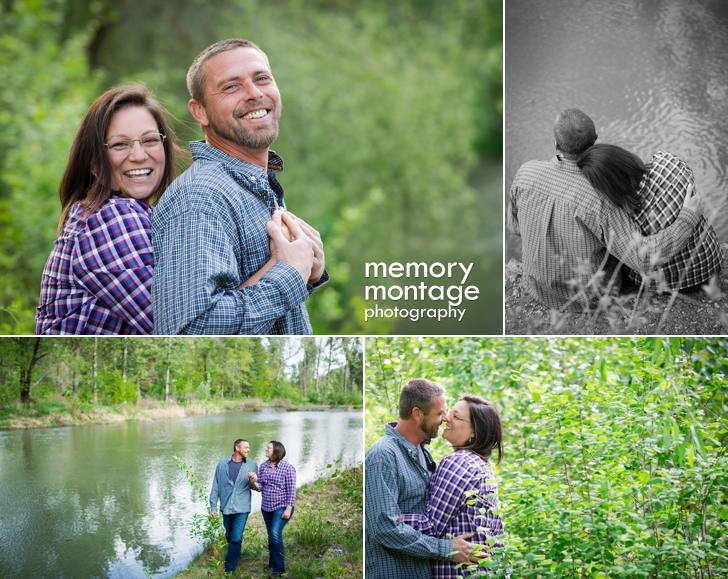 Yakima Valley Engagement Photography || Sarah + Tim