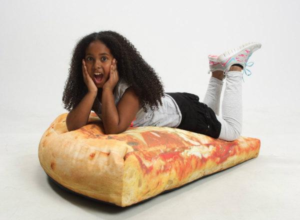 mushroom bean bag chair zero gravity outdoor pizza slice beanbag spicytec