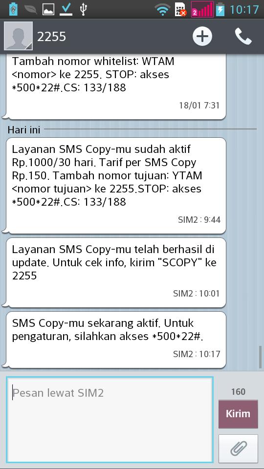 Sms Copy Telkomsel : telkomsel, ILKOMSIANTAR, [ILMU, KOMPUTER, SIANTAR]:, Menyadap, Kartu, TELKOMSEL
