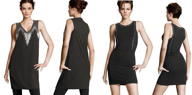 vestidos de h y m otoño invierno 2012 2013