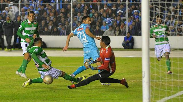 Oriente Petrolero vs Bolivar VER EN VIVO ONLINE por la fecha 24 del fútbol boliviano 2019.