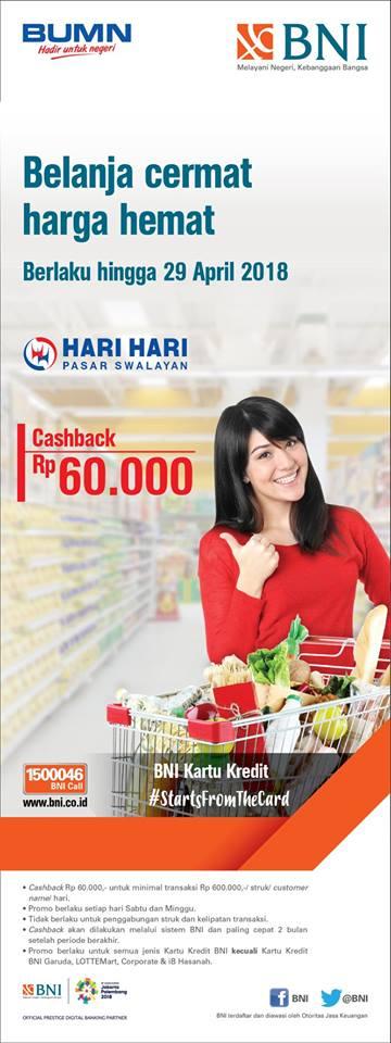 Cashback Rp.60.000