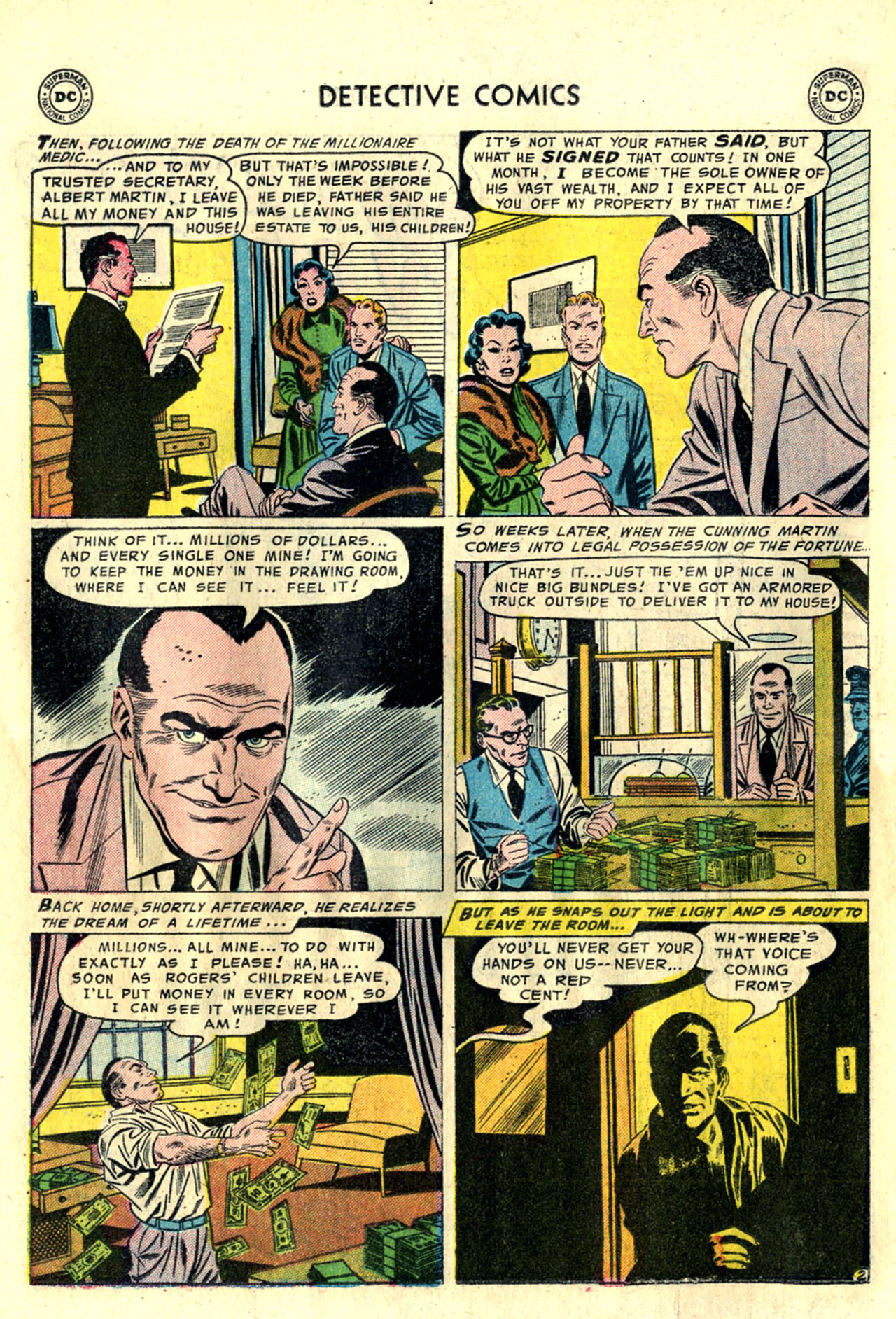 Detective Comics (1937) 225 Page 17