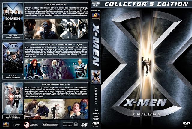 X-Men: Trilogy (X-Men / X2: X-Men United / X-Men: The Last Stand)