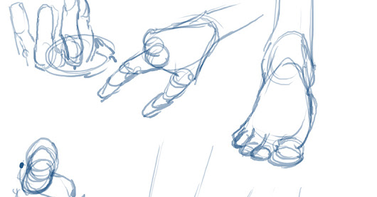 Hands and Feet Practice!
