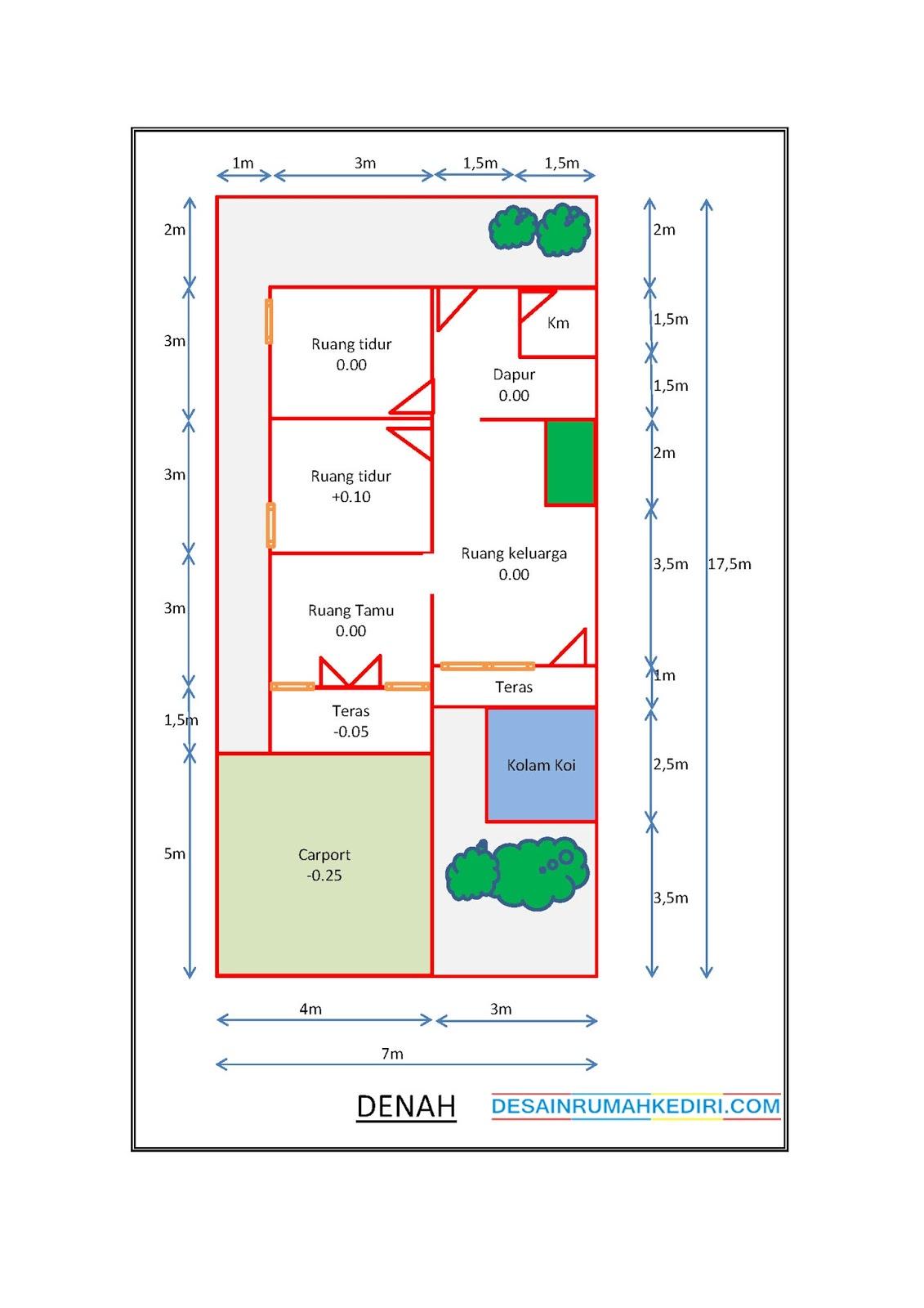 Tutorial Membuat Desain Denah Rumah Sendiri Menggunakan