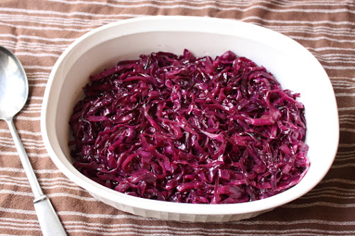 Braised Red Cabbage – That is All