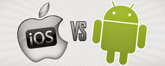 Android or IOS: Which is The Best Operating System?         ~          Vasim Tamboli