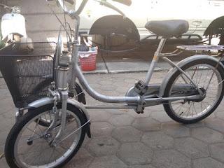 Dijual sepeda klasik merk minna bridgestone