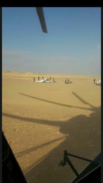 صور وأسماء ضحايا طائرة الفيوم المنكوبة أثناء التدريب