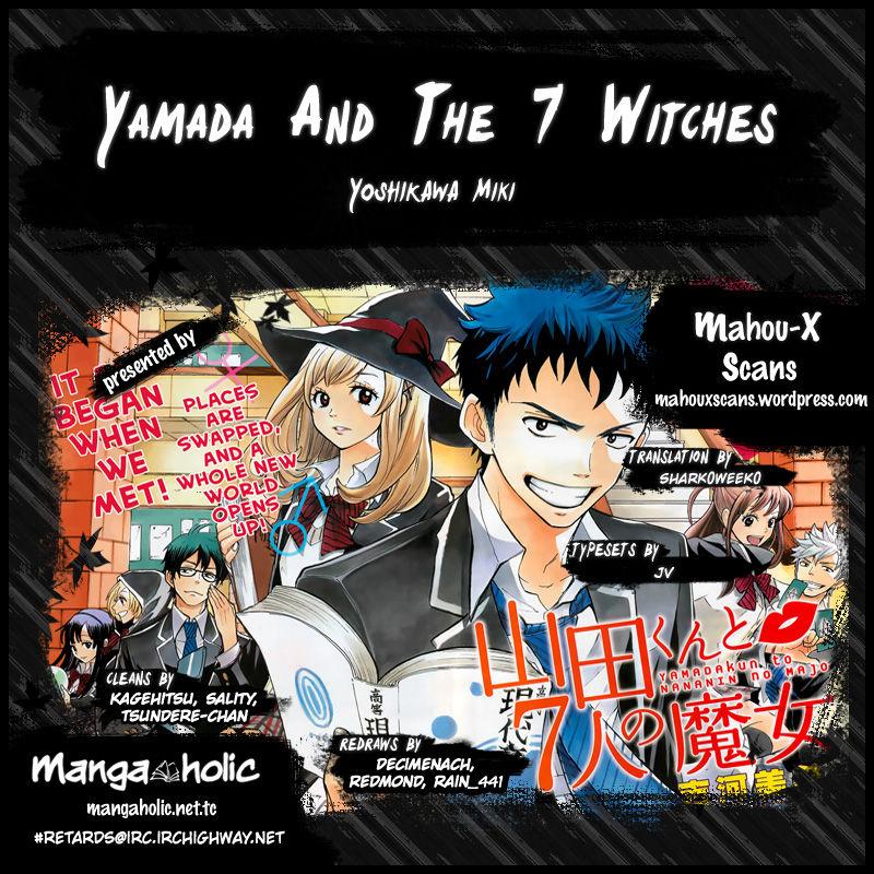Yamada-kun to 7-nin no Majo 64