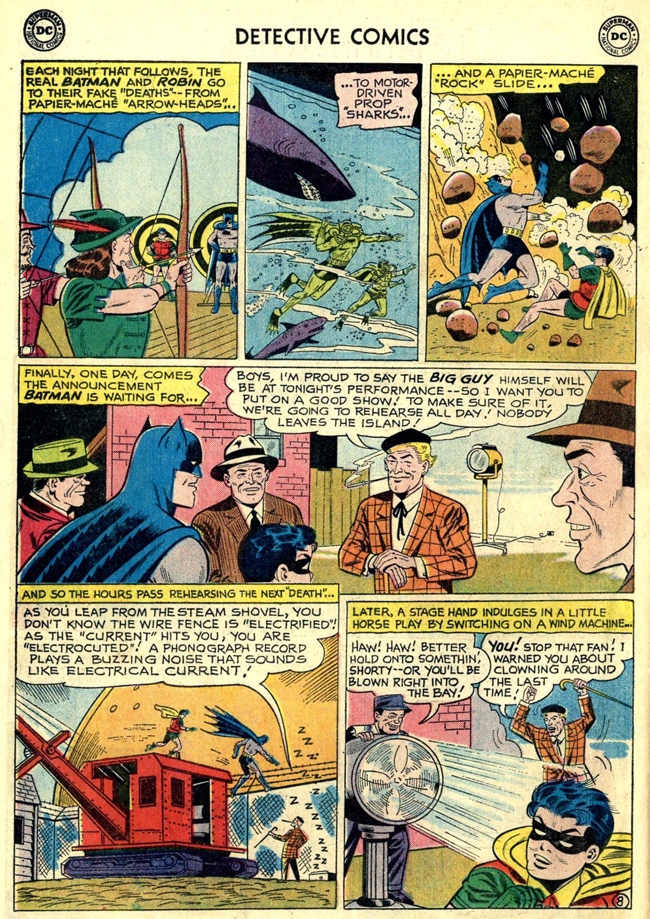 Detective Comics (1937) 269 Page 9