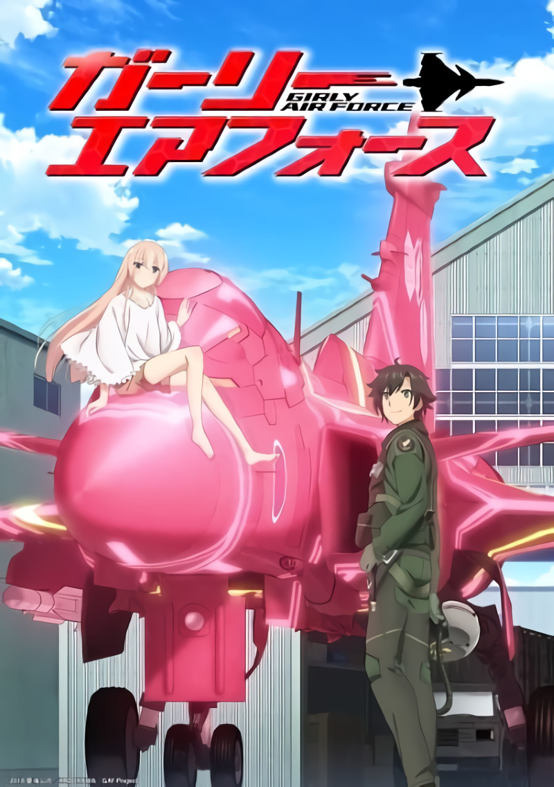 Girly Air Force Batch Subtitle Indonesia [x265]