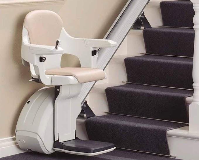 Importancia de las sillas salvaescaleras