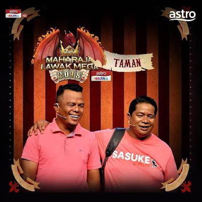 Video Penuh Maharaja Lawak Mega 2018 Minggu 8