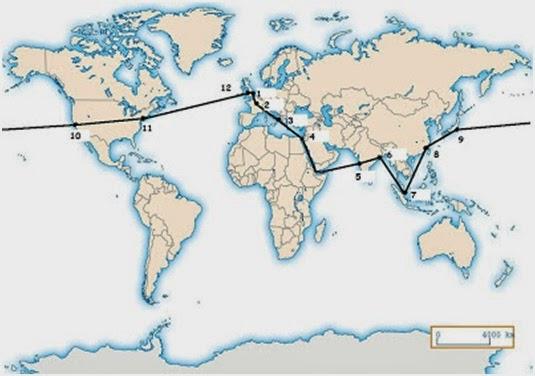 Image result for a volta ao mundo em 80 dias citações