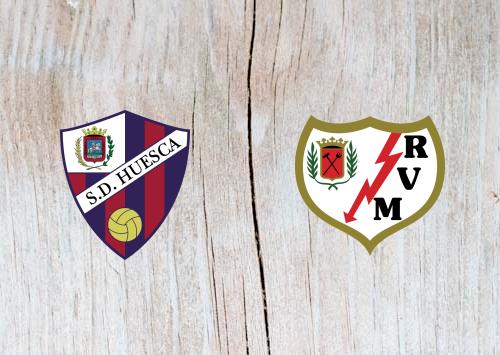 SD Huesca vs Rayo Vallecano - Highlights 14 September 2018