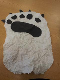 mrs payton 39 s precious kindergarteners polar bear fun. Black Bedroom Furniture Sets. Home Design Ideas