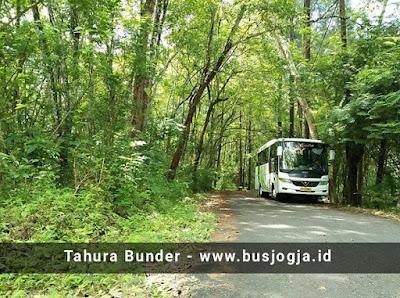 Wisata Tahura Bunder