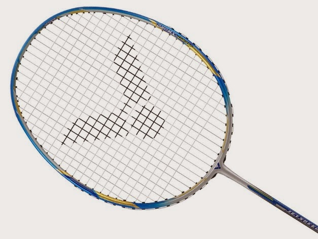Racquet Force: NEW Victor Badminton Racquets Landed In