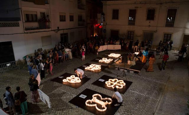 Cultura africana atraiu milhares de curiosos ao «Mercado de Culturas… à luz das velas»