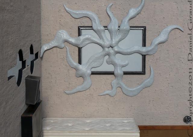 décor sculpture