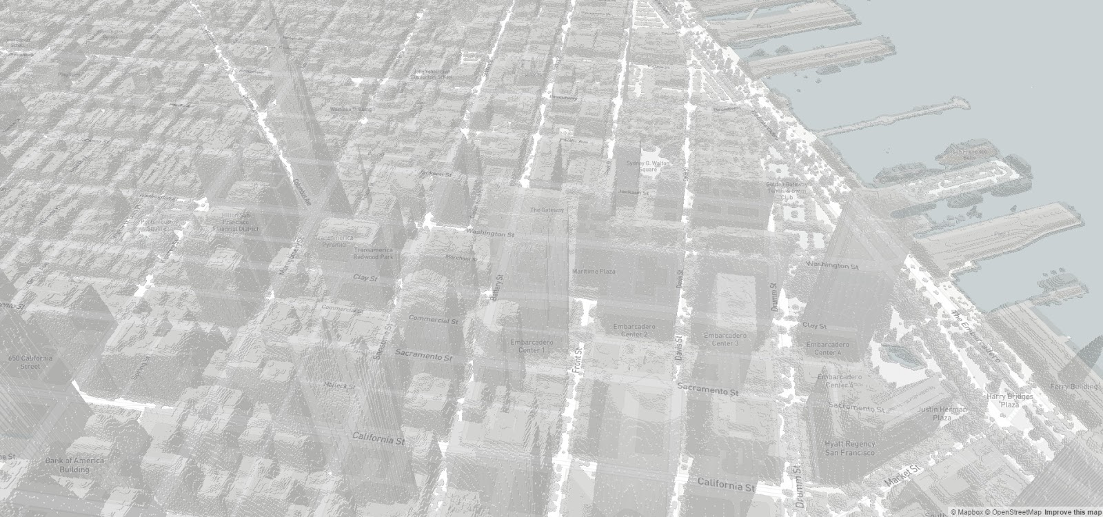 San Francisco LIDAR data
