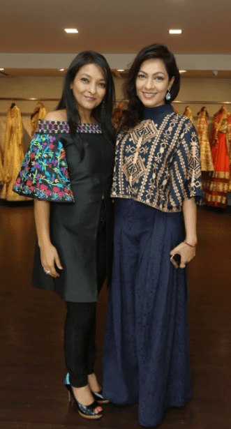 Vineeta and Meghali Gupta