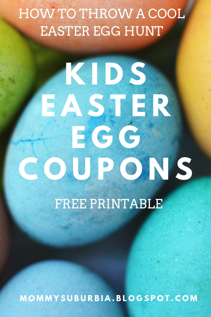 photo regarding Egg Coupons Printable identified as Mommy Suburbia: Easter Egg Discount codes For Children - How towards Host An