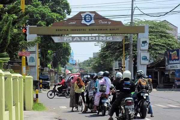 Tempat beli tas murah Yogyakarta di desa Manding