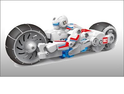 Xe moto lắp ghép