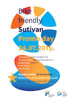 Bike Friendly Sutivan Promo Day slike otok Brač Online