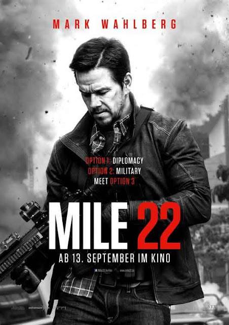 هذه هي أفضل أفلام الأكشن والحروب في سنة 2018 لحد الآن فيلم mile 22