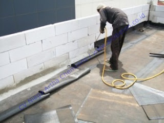 waterproofing membrane bakar fosroc