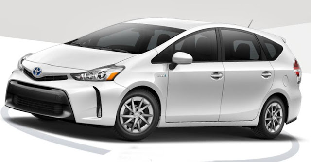2019 Toyota Prius V Review, Release Date And Price