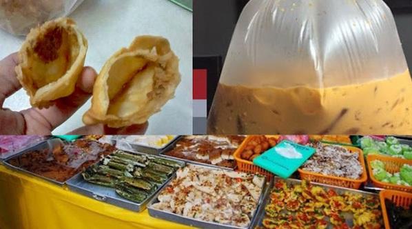 Karipap Angin, Teh Ais Angin, Sup Oksigen Warnai Bazar Ramadhan 2017 - Peniaga Makin Tamak