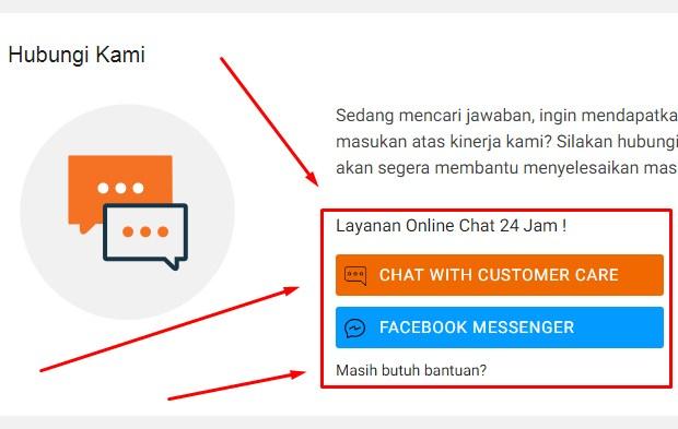 Customer Service Lazada Via Live Chatting Terbaru 2019